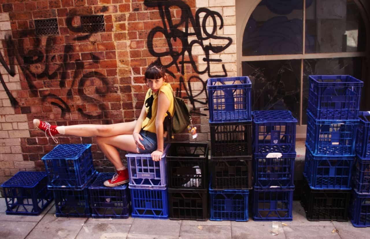 crate photo