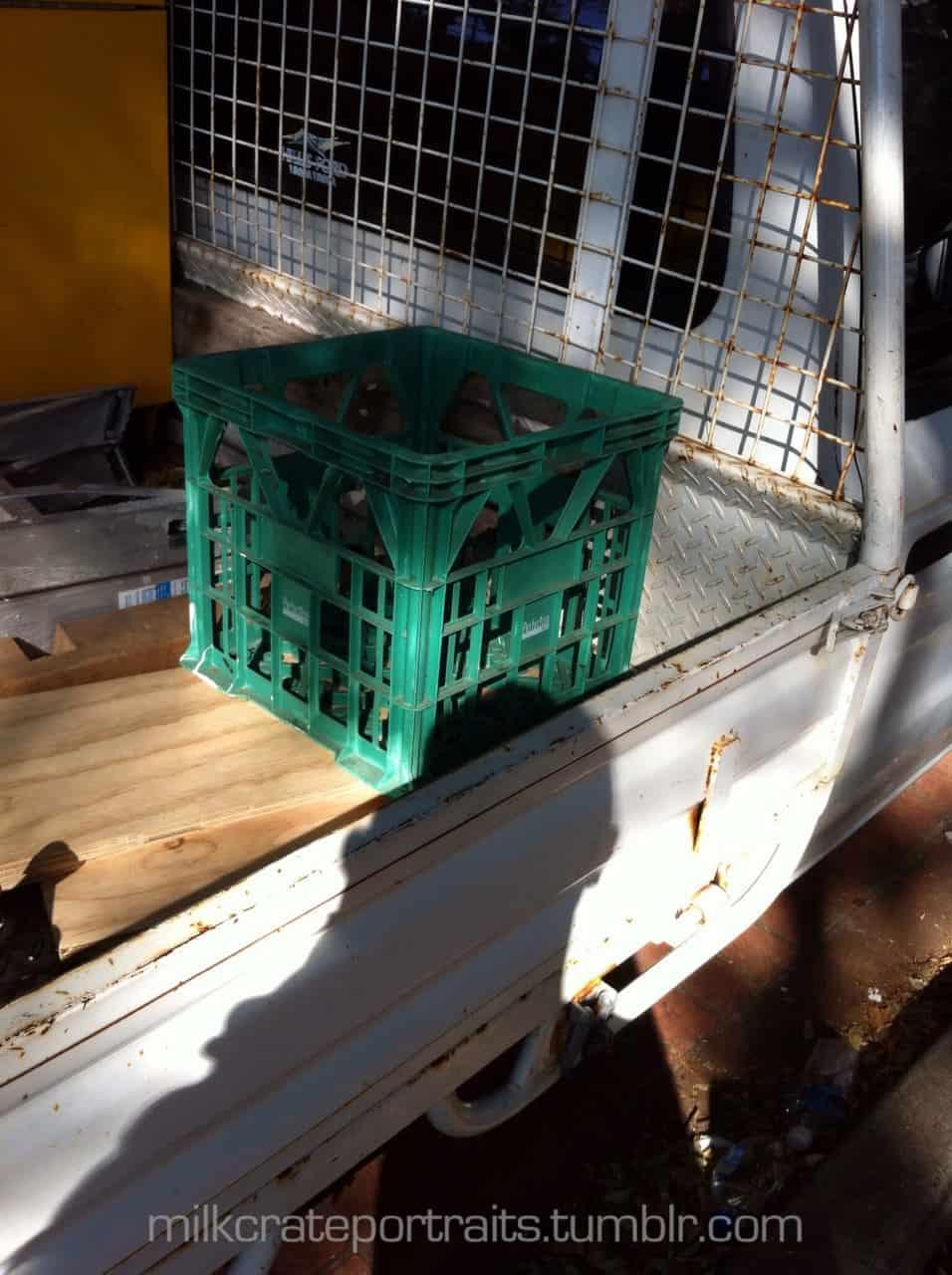 Tradie's crates