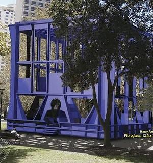 Armanious' Pavilion. Photo: City Centre Public Art