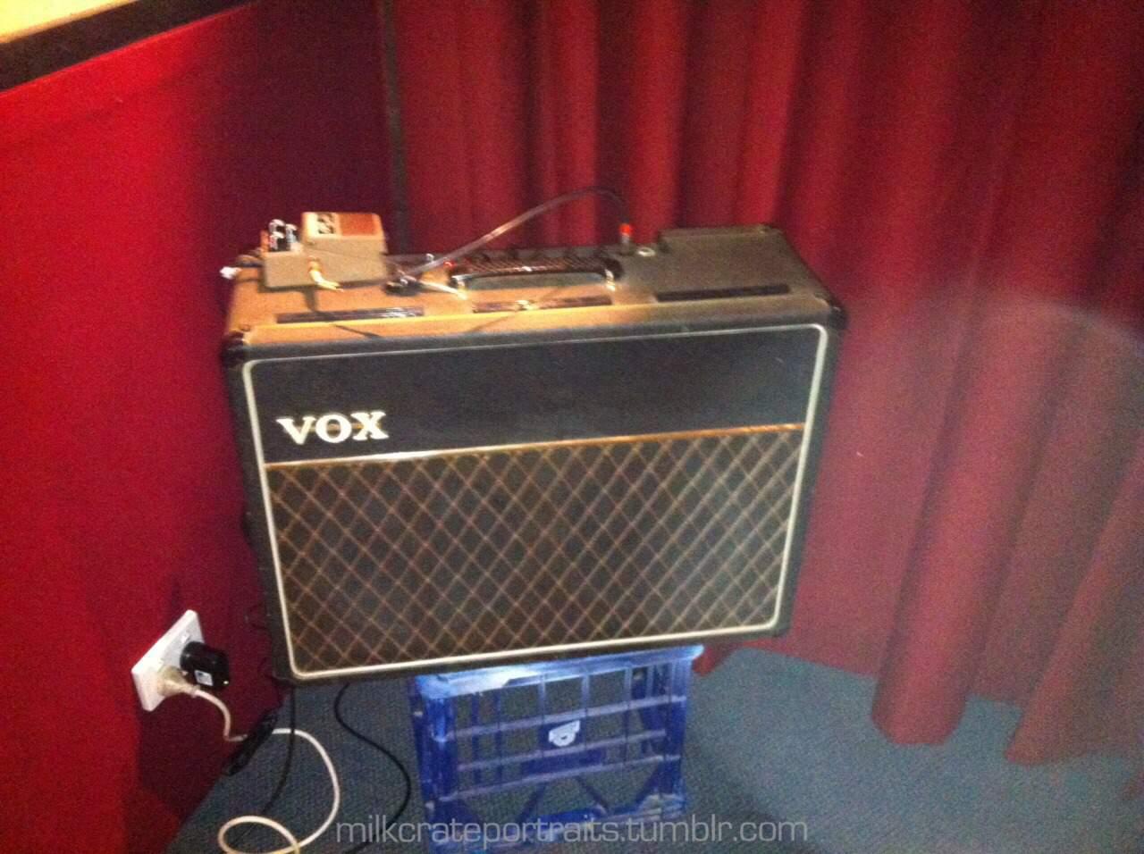 Vox AC10 amp stand