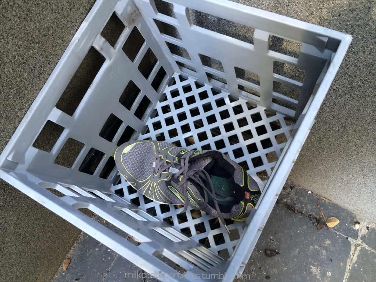 Spare sneaker