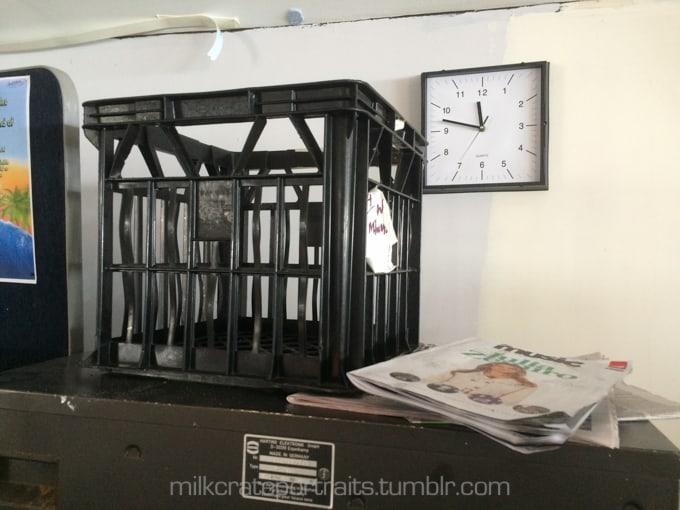 Pub crate