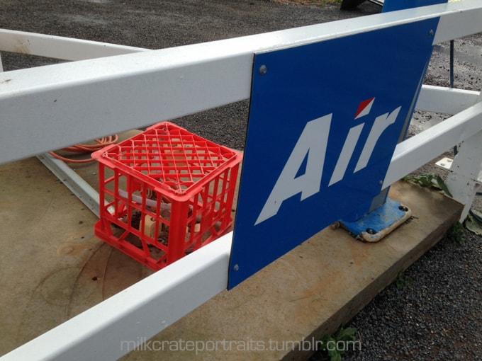 Air crate