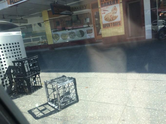 Bakery crates
