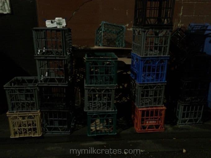 Night crates
