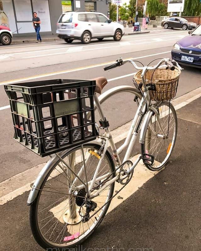 Bike crates