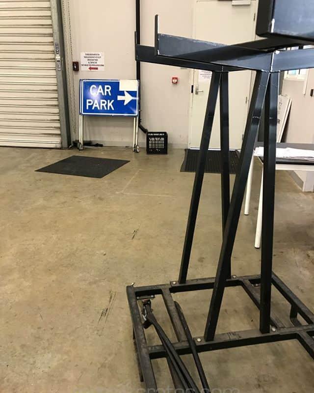 Carpark crate