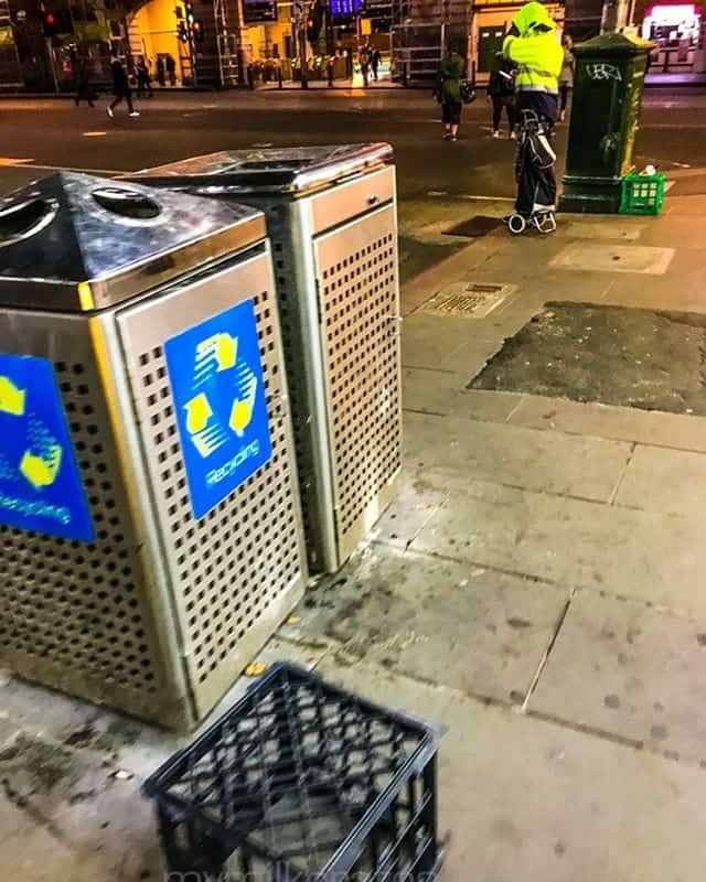 Street crates