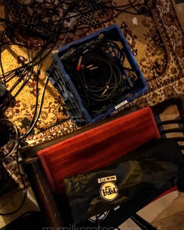 Studio crate