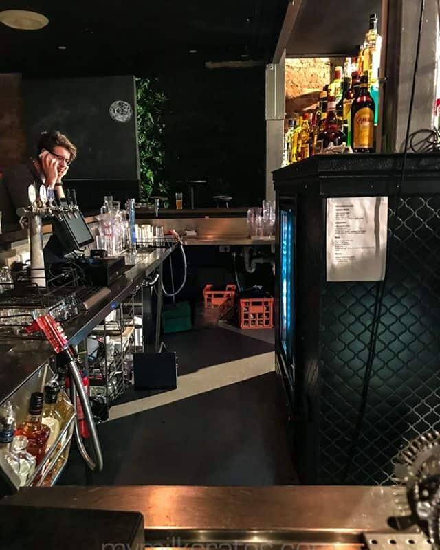 Bar crates