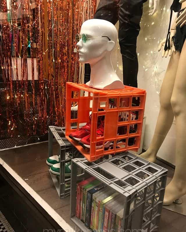 Op Shop crates