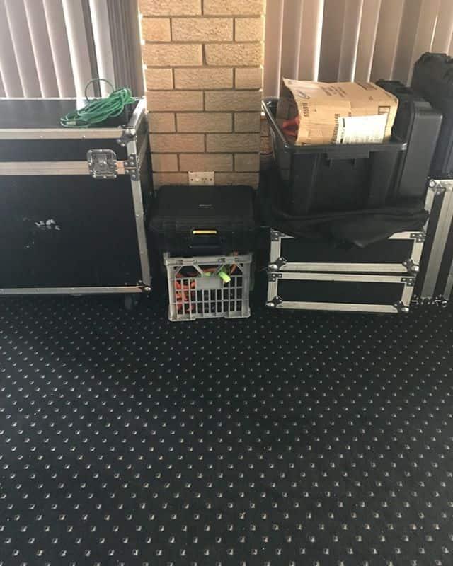 Gig crate