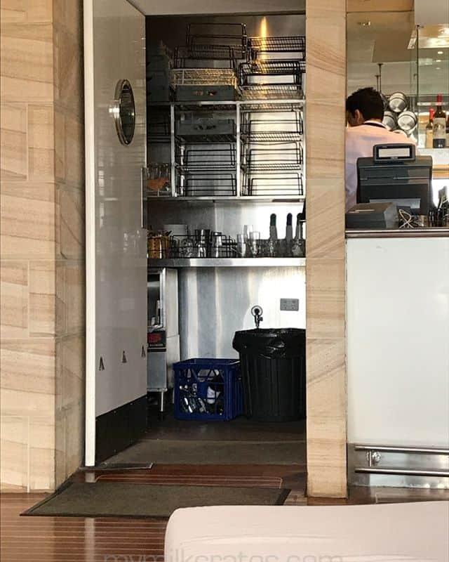 Kitchen crate