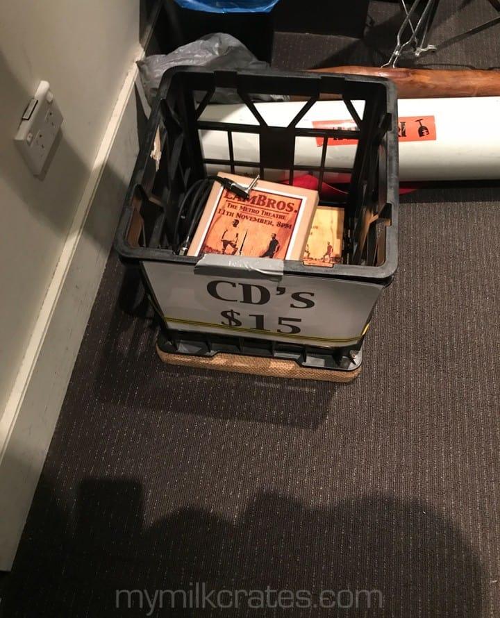 CDs $15