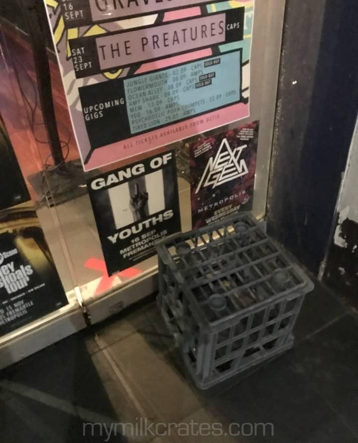 Venue crate