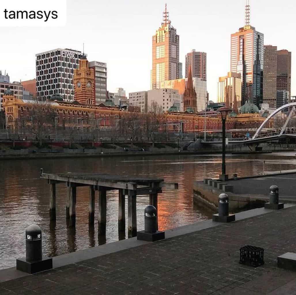 Melbourne ft. milk crate