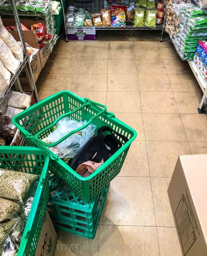 Shop crate