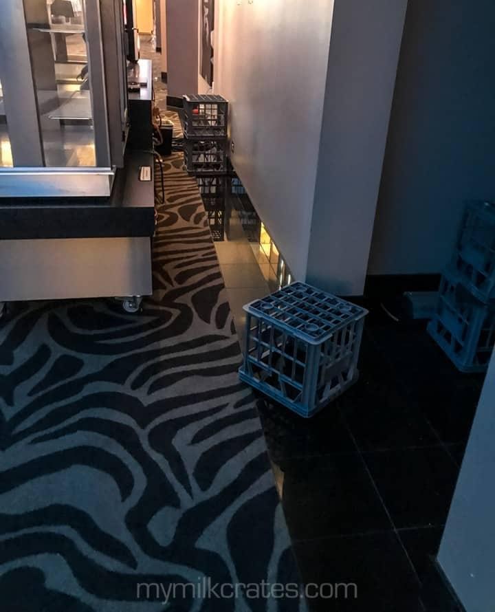 Hotel crate