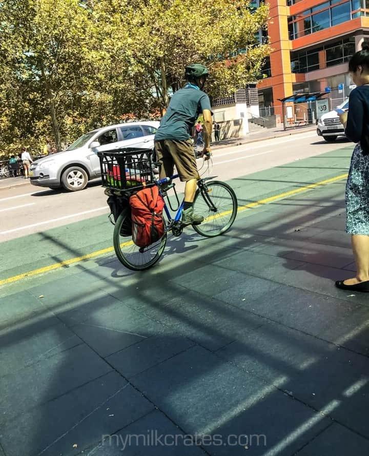 Bike crate